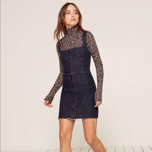 Reformation Lars Mini Dress